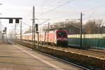 BR 182/530677/182-018-mit-dem-ire-4275 182 018 mit dem IRE 4275 'Berlin-Hamburg-Express' von Hamburg Hbf nach Berlin Ostbahnhof in Rathenow. 04.12.2016
